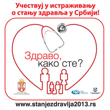 Stanje zdravlja 2013