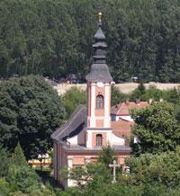 Görögkeleti (szerb) Szent Mihály arkangyal templom