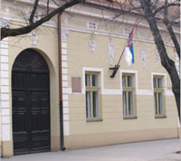 Stevan Sremac-emlékház