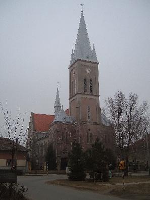 A Jézus Szent Szíve-templom
