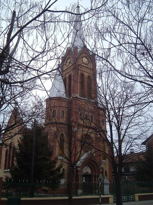Szent Antál templom
