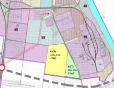 Ponuđene parcele unutar industrijske zone