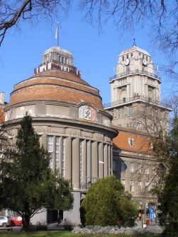 Zentai városháza